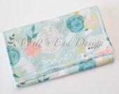Modern Baby Girl Burp Cloth MIX & MATCH-Super Absorbent Cotton Chenille-Floral