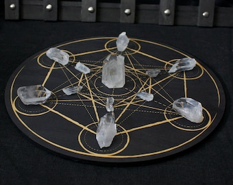Crystal Grid // Metatron's Cube