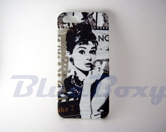 Audrey Hepburn iPhone 6 Case, iPhone 6s, iPhone 6 Plus, iPhone 6s Plus, iPhone 5, iPhone 5s, iPhone 4/4s Case, Phone Cover