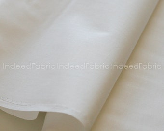 Bright White, Cotton Couture Collection, Michael Miller Fabrics, Quilting Weight Cotton Fabric