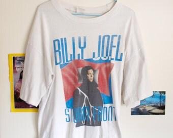 90's Billy Joel Concert Shirt