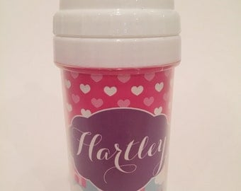 Princess Personalized Sippy Cup