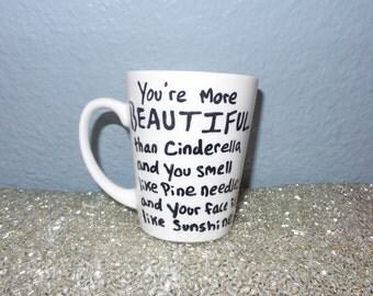 Bridesmaids Movie Quote Coffee Mug