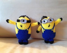 Minion's!!! Stuffed Minion dolls! Great party favors! FREE STANDARD SHIPPING!!!