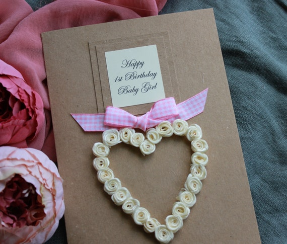 1st Birthday Card Daughter Son Granddaughter Grandson Girl – Son 1st Birthday Card