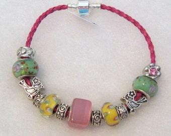 155 - CLEARANCE - Spring Bracelet