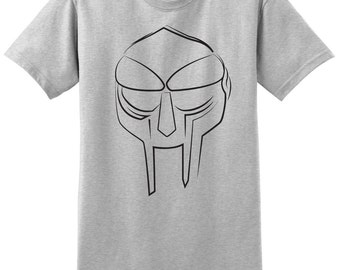 MF Doom T-shirt' Madvillainy Mask