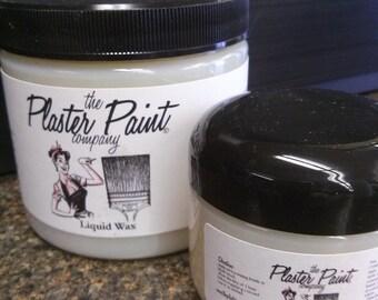 Plaster Paint Liquid Wax, DIY Crafts, Craft Supplies, Art Supplies, DIY Wedding