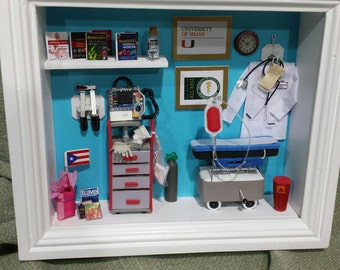 Emergency Medicine Miniature Box