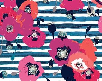 Skopelos - Paparounes Crimson - Katarina Roccella - Art Gallery Fabrics (SK-34600)