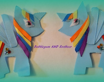 Adorable Pony hair clip