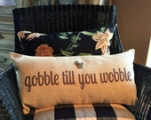 Thanksgiving pillow,Thanksgiving decor,Thanksgiving hostess gift,give thanks,fall pillow,Fall leaves,Fall decorations,fall candles,autumn