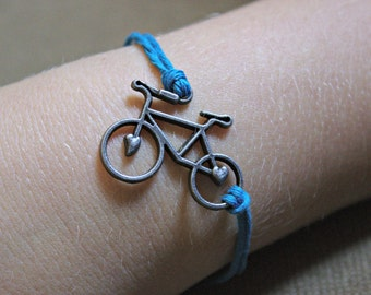 Bicycle Cord Bracelet