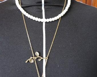 "Necklace ""Nest, sweet nest"""