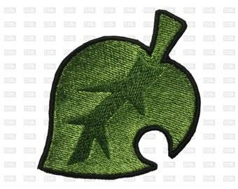 Animal Crossing Leaf Patch