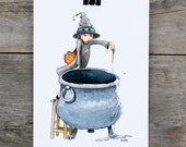 Fiona and the Pot, little...