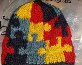 Autism Awareness hats