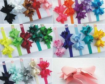 Pick 5 sets girl headband,infant headbands,toddler headband, headband toddler,  baby headband, headband bow , baby girl headband A2