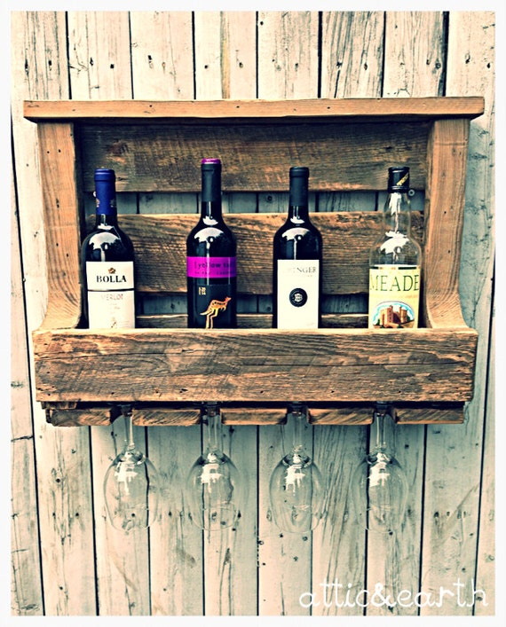 barnwood wine rack barn wood wine rack 1489