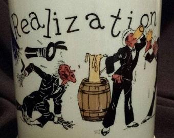 "BOB DEAN 1933 STEIN ""Realization"""