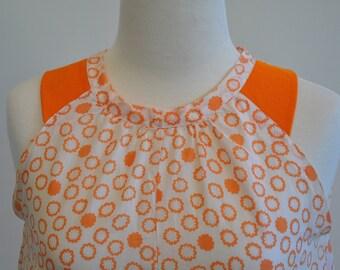 1960's Handmade A Line Dress