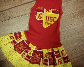 USC Trojans, Dress.