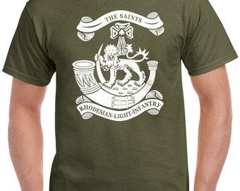 Rhodesian Light Infantry T-Shirt 0514