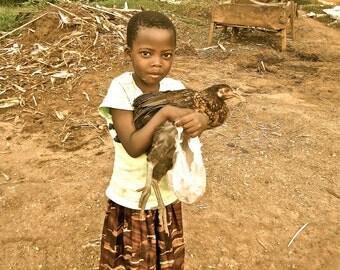 Creature Comforts, Uganda
