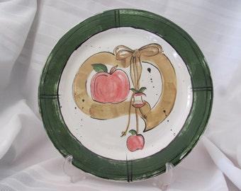 Chesapeake Collection Apple Platter