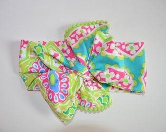 Sweet Summertime Headwrap
