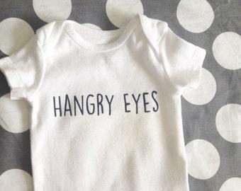 Hangry Eyes