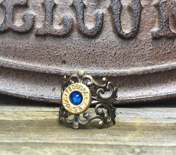 bullet ring bullet jewelry country guns by