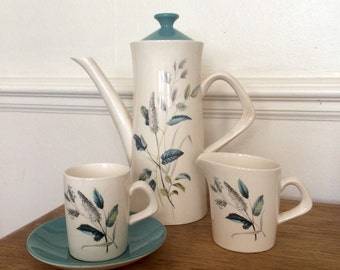 Crown Clarence Coffee Set
