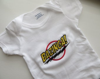 Big Bang Theory Baby Gift, Sheldon Cooper, Big Bang Nursery