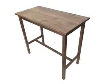 Rustic Pub Table - Mayfield Modern