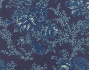 Moda Fabric Cold Spell 42220-15...Sold in continuous cut 1/2 yard increments
