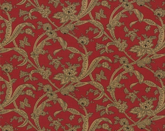 Moda Collections Circa 1852 46181-18...Sold in continuous cut 1/2 yard increments