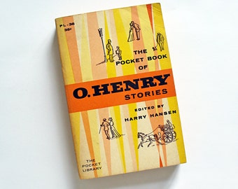 O Henry Stories - Pocket Library first edition
