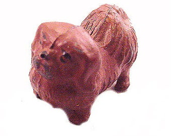 "1930s Timpo Lead ""My Pets"" Pekingese Dog"