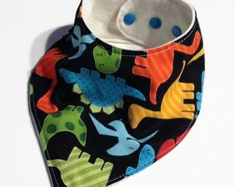 bavette bibdana foulard bavoir bandana bib pour b b. Black Bedroom Furniture Sets. Home Design Ideas