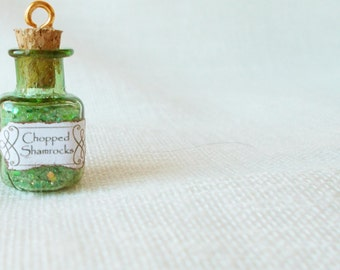 POTIONS AND SPELLS, ***Chopped Shamrocks***