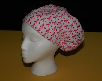 Surgical Bonnet, Scrub Hats, Chemo Hat, Sweat Band