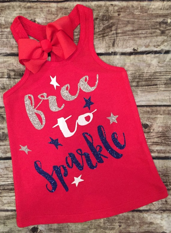 Fourth Of July Baby Girl Fourth Of July Shirt Bodysuit For