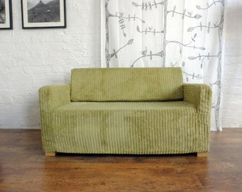 Slip cover for the Ikea Solsta sofa bed Corduroy fabric