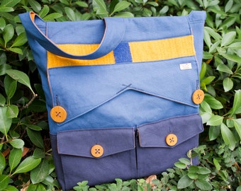 Handmade Amicus Day Bag