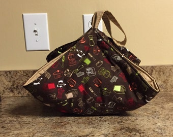 """Insulated Casserole Carrier, 21"""" Square"""