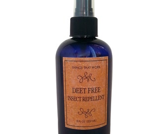 DEET Free Natural Insect Repellent 8 oz.