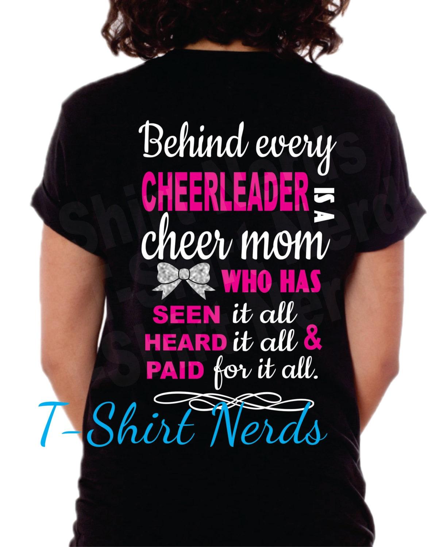 Cheer Mom Shirt Cheer Mom