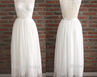 2014 Beatiful Lace Dress,Sexy Lace White Dress for Graduation,Bridesmaid Dress,Prom Gowns,White Long Dress for Women,Cut-Out