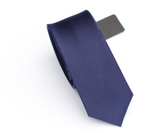 Wedding Ties.Navy Ties. Neckties for Men.Silk Tie.Groomsmen Ties.